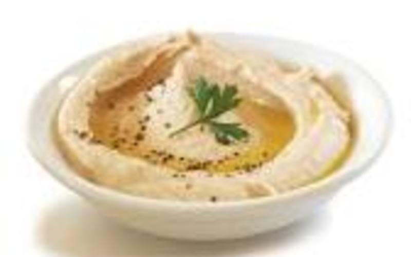 houmous  libanais ( hyper facile)