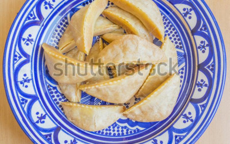 cornes de gazelles ( recette orientale)