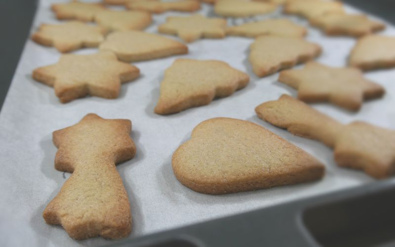 Recette a biscuit de noel