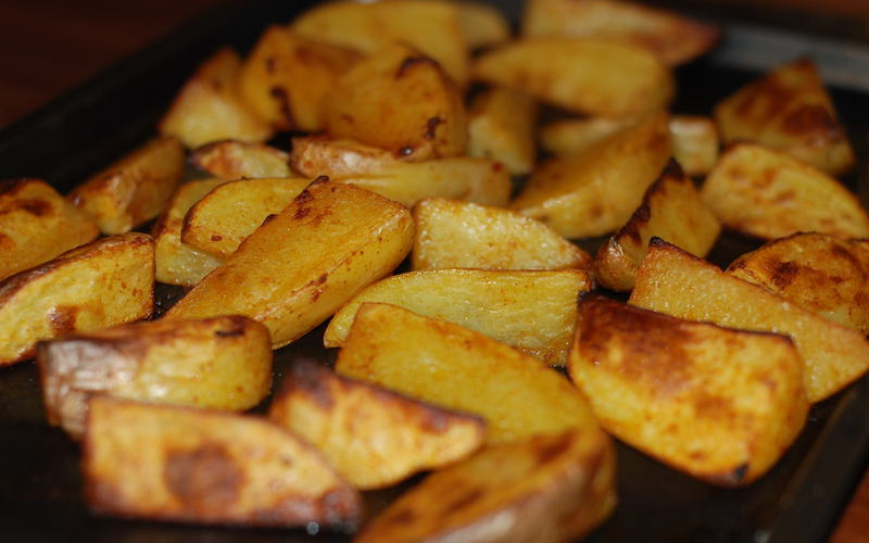 Potatoes au micro-ondes