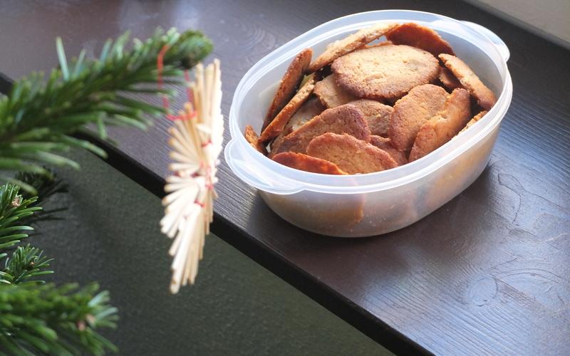 Skånske pepperkaker (biscuits de Noël)