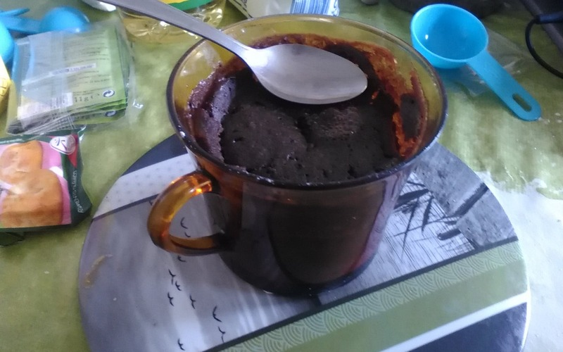 Recette Mug Cake Ingredients Ultra Simples Pas Chere Et Instantane