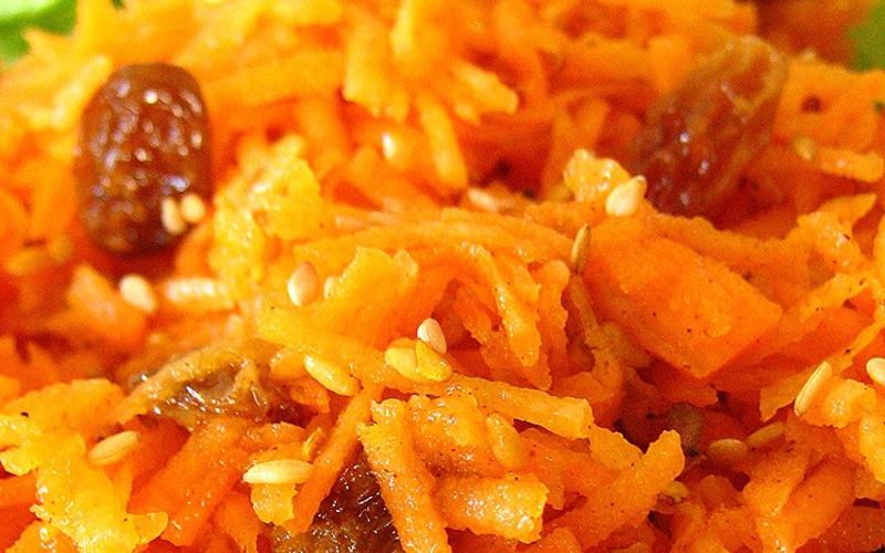 Salade d'endives sucrée-salée