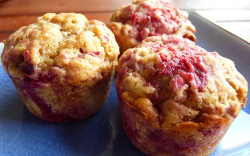 Muffins rapides et garnissables à souhaits !