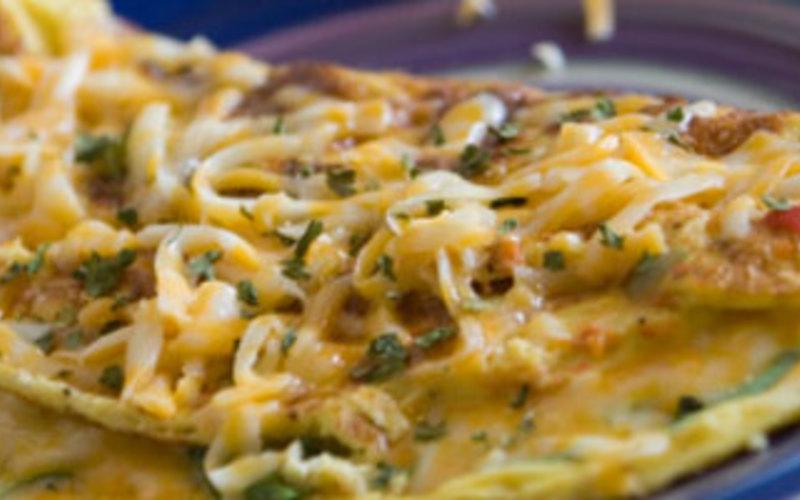Recette omelette courgette tomates conomique et rapide - Recette de cuisine avec des courgettes ...