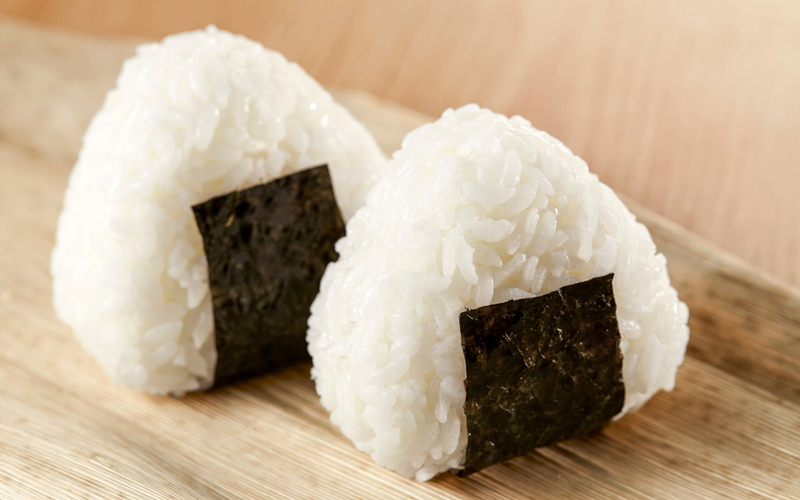 Onigiri thon mayonnaise