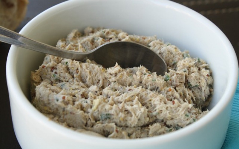 Recette rillettes de sardines pas ch re et simple cuisine tudiant - Conserve de sardines maison ...