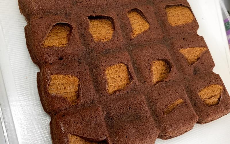 Brownie speculos