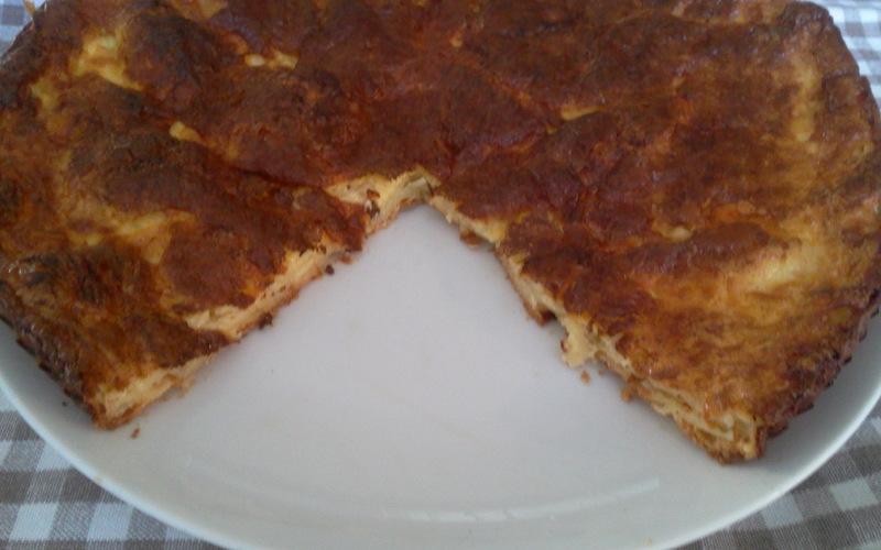 Recette quiche sans pate pas ch re et simple cuisine - Cuisine sans four etudiant ...