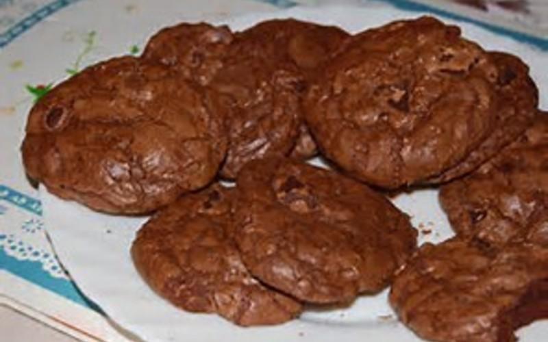 cookies  tout chocolat pour les nuls