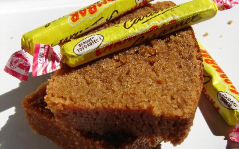 recette mini-moelleux aux carambars caramel pas chère et simple
