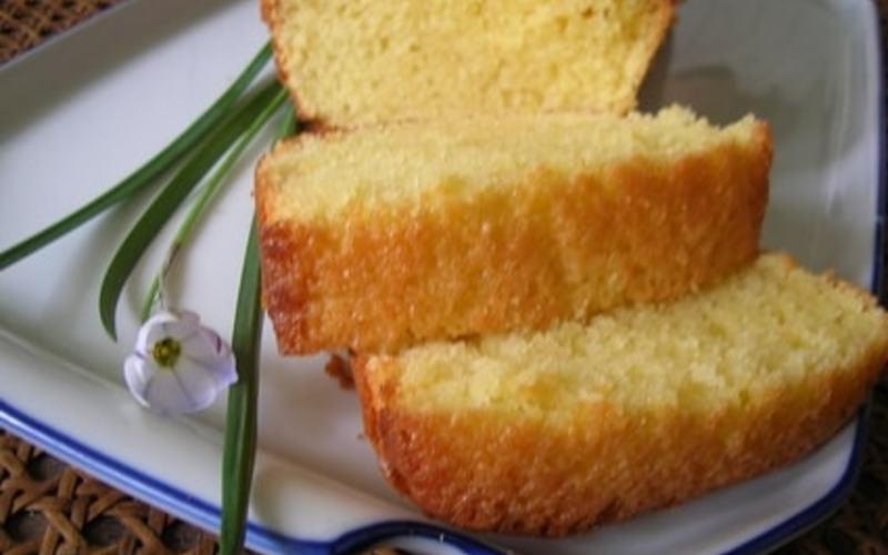 cake Moelleux au citron de  ma maman