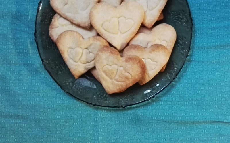 Biscuits sablés tout gourmand