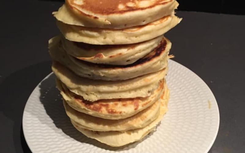 Recette Pancakes Japonais Pas Chere Et Rapide Cuisine Etudiant