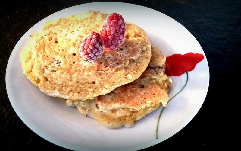 pancakes diètes et savoureux