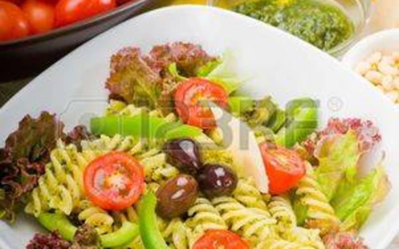 recette salade de p tes l 39 italienne conomique et facile. Black Bedroom Furniture Sets. Home Design Ideas