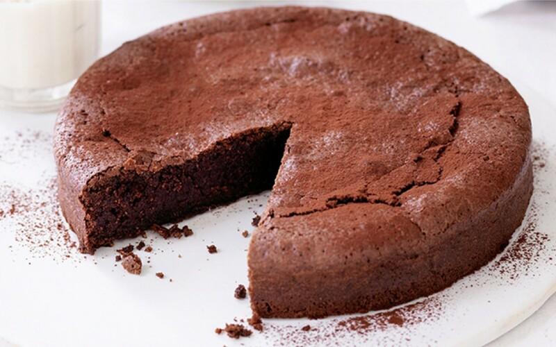 Gateau au chocolat Express (sans beurre ni farine)