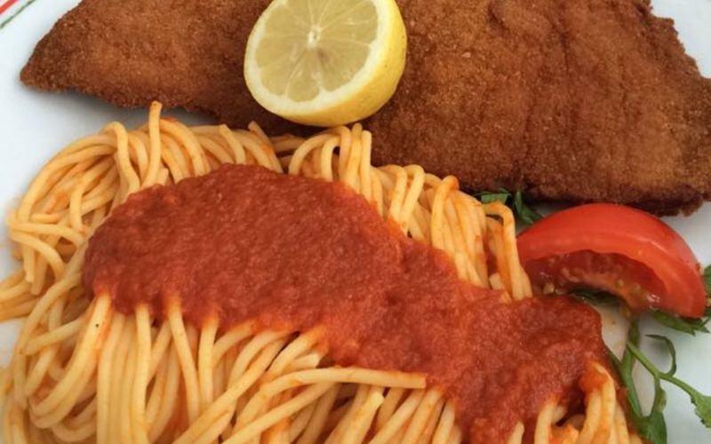 escalope  Milanaise ( recette italienne)