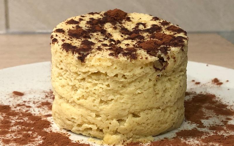 Mug Cake Coco-Cacao
