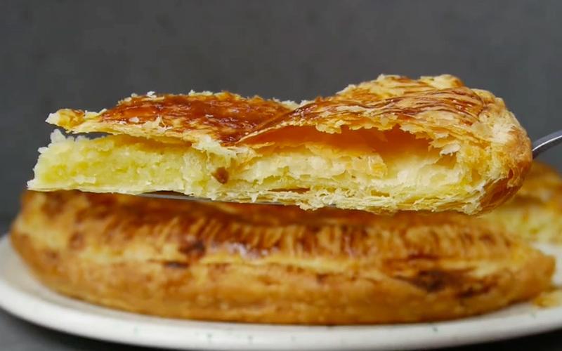Recette galette des rois facile et rapide pas ch re et - Cuisine pas chere et facile ...