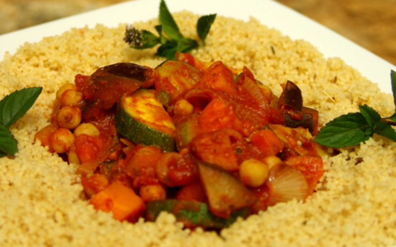 Couscous (Vegan)
