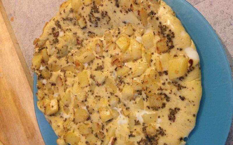 Recette tortilla conomique cuisine tudiant for Cuisine etudiant