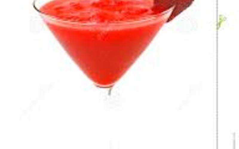 daiquiri Fraise 100% girly