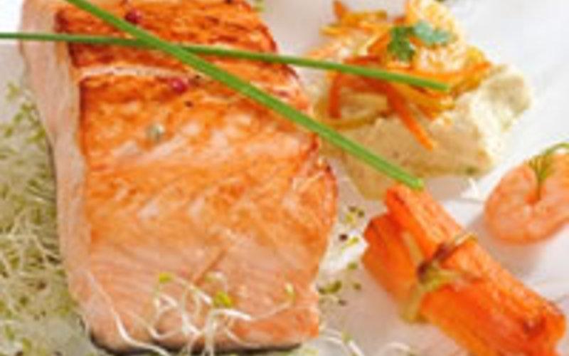 Recette saumon en papillote pas ch re et simple cuisine tudiant - Papillote saumon four ...
