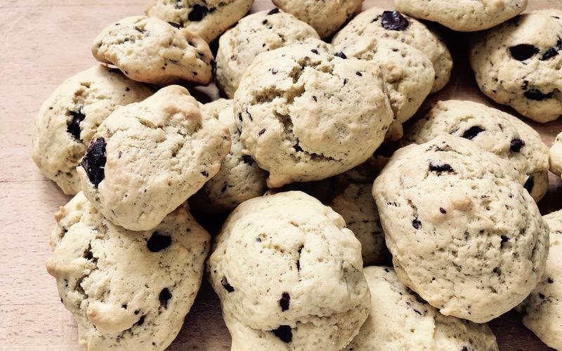 La pâte à cookies vegan et sans gluten : la base