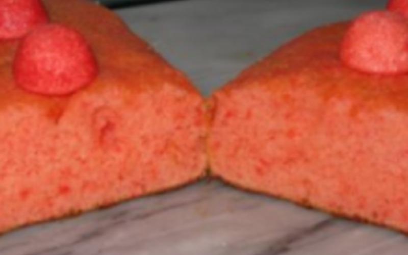 Gateau fraisier tagada