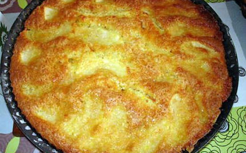 Moelleux aux pommes et aux noix ( mon préférè!)