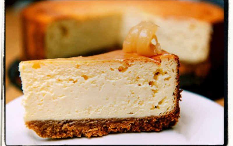 Cheesecake Petit Beurre