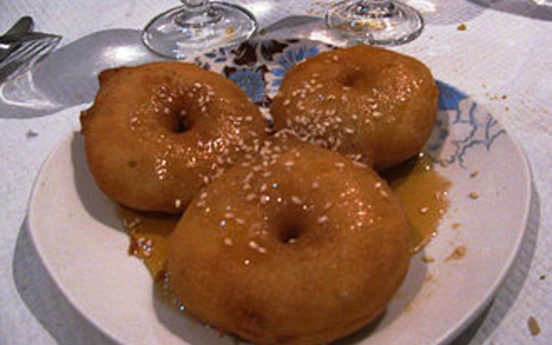 beignets aux pommes de ma grand- mère!