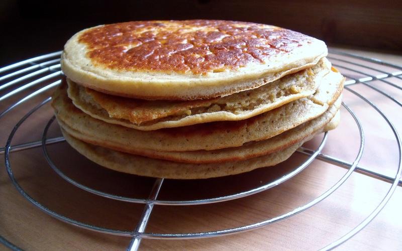 Pancakes à 2 ingrédients