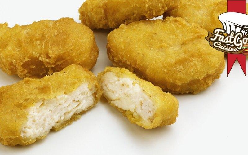 Nuggets façon McDo