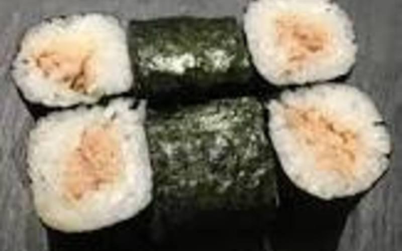 Maki thon- mayo ( super facile & rapide)