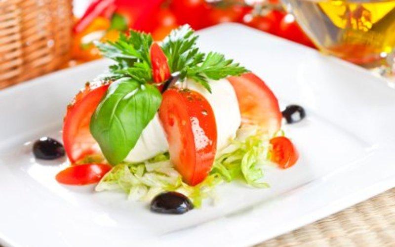 Recette Salade Italienne Pas Chere Et Express Cuisine Etudiant