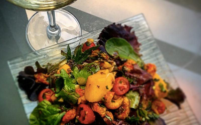 Salade du presque plus été