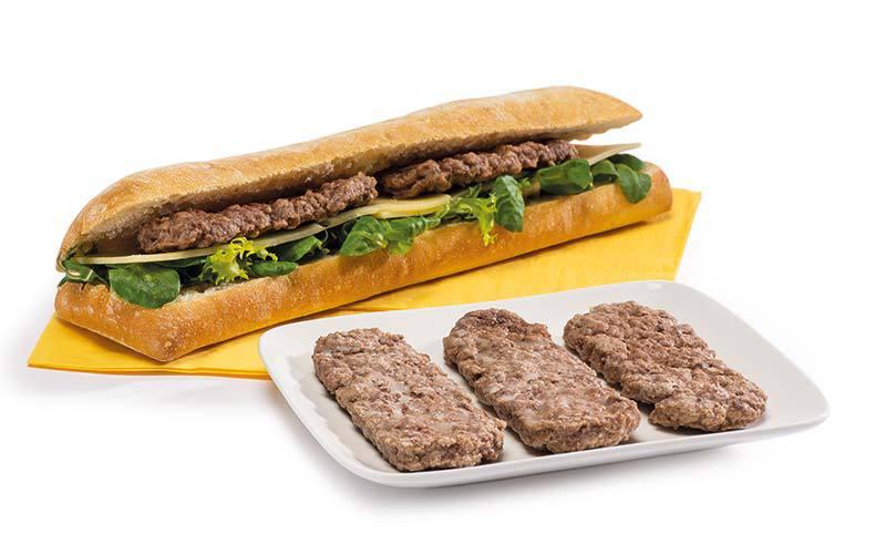 Sandwich fin de frigo