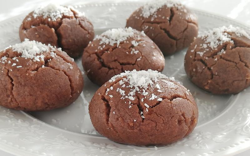 Biscuits façon dessert