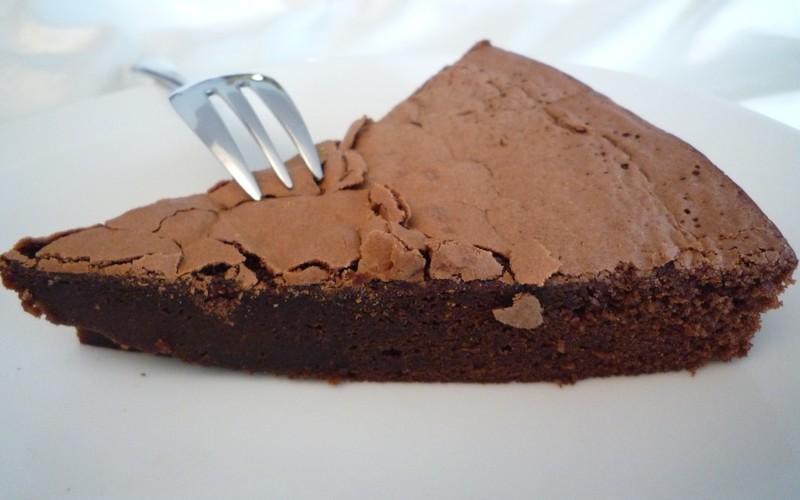 Moelleux au chocolat light