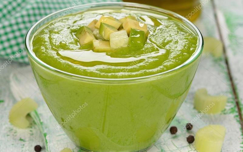 Gazpacho Verde simplissime