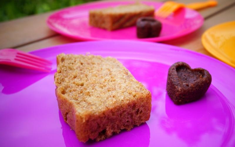 Gâteau Vegan (recette de base)