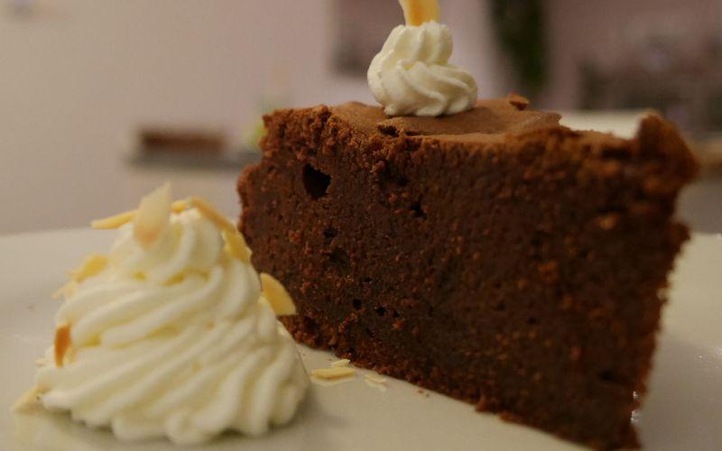 Fondant au chocolat Crobon