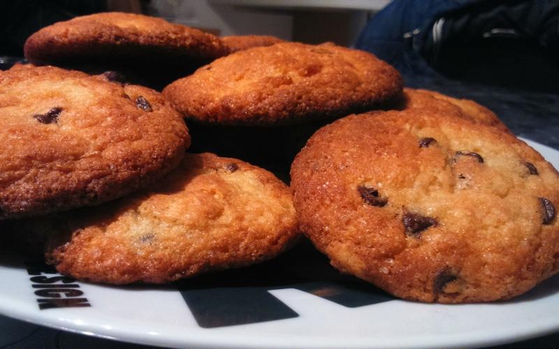Il n'y a pas d'heure pour des cookies!