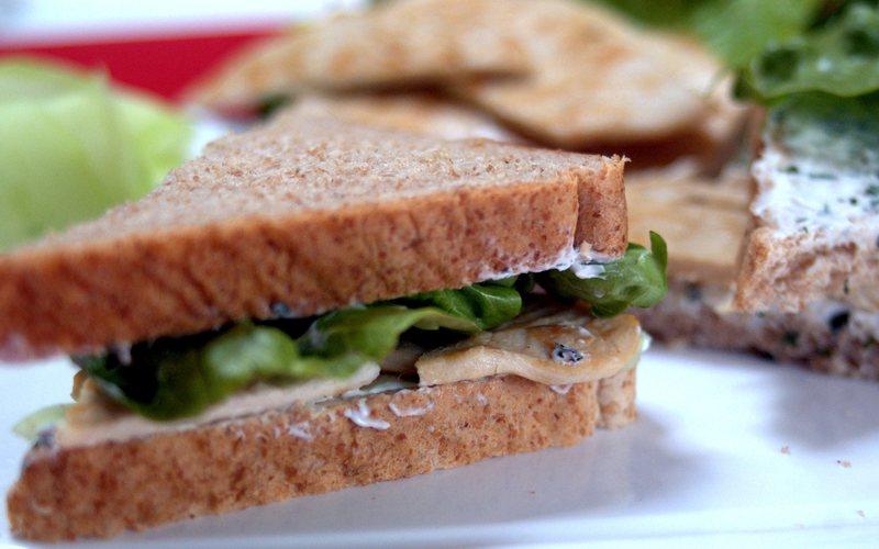 Club sandwich fraîcheur au poulet