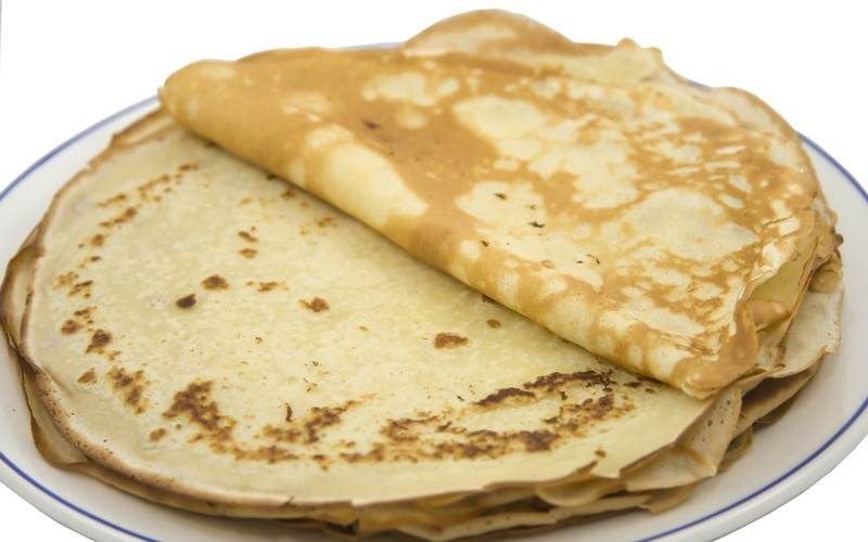 la pâte à crepes  ( facile!)