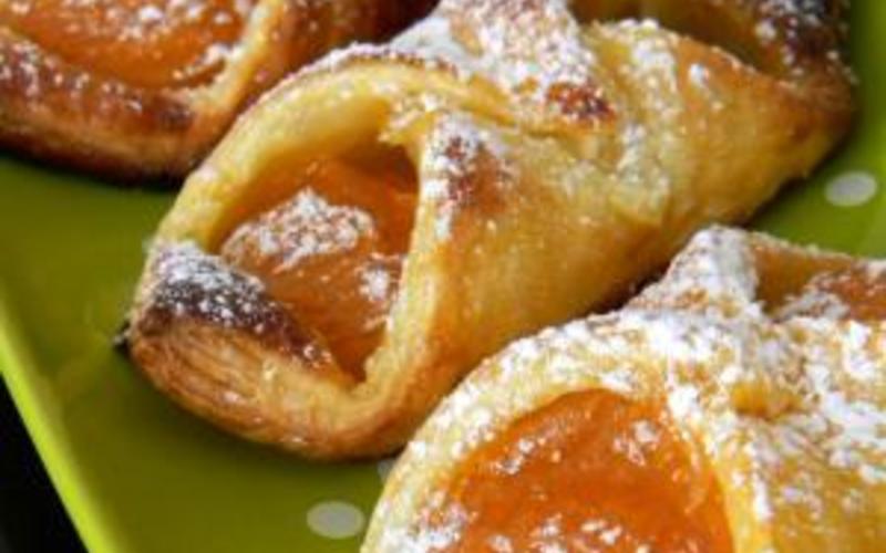 Oreillons aux abricots